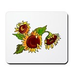 Sunflower Garden Mousepad