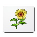 Sunflower Nature Mousepad