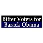 Bitter Voters for Barack Obama