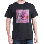 Funny easter bunny with flowers T-Shirt