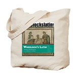 Wheelocks Latin Tote Bag