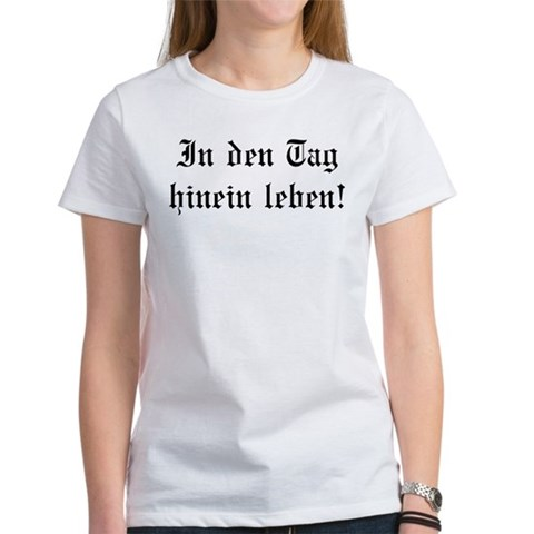 Product Image of Live in the moment! Women's T-Shirt