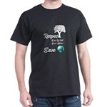 Funny Earth Day Tee Respect Our World Our T-Shirt