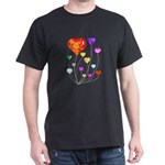 Vintage Balloon Hearts T-Shirt