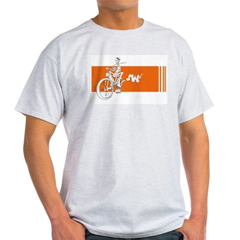 Moped Moped Light T-Shirt by CafePress
