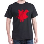 Viennese Waltz Red T-Shirt