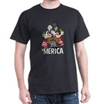 'Merica Fourth of July T-Shirt