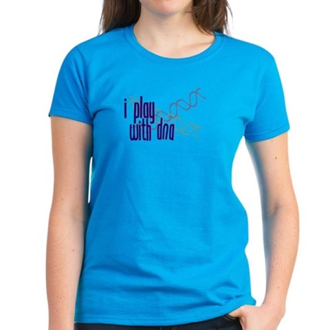 Product Image of I Play with DNA Women's Dark T-Shirt