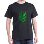 drawing green leaves T-Shirt