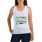 Non-Hodgkin's Survivor Women's Tank Top