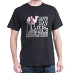 Hump Day Check Those Humps Breast Cancer A T-Shirt
