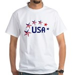 USA With Stars T-Shirt