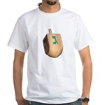 dreidel White T-Shirt