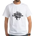 Generic Liberation Front White T-Shirt