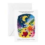 Resolve to be Tender - Greeting Cards (Pk of 10)