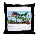 Soul of a Woman - Throw Pillow
