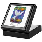 What Peace Means - Keepsake Box
