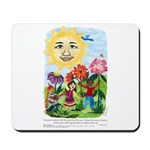 Warmth of the Sun - Mousepad