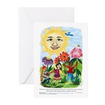 Warmth of the Sun - Greeting Cards (Pk of 10)