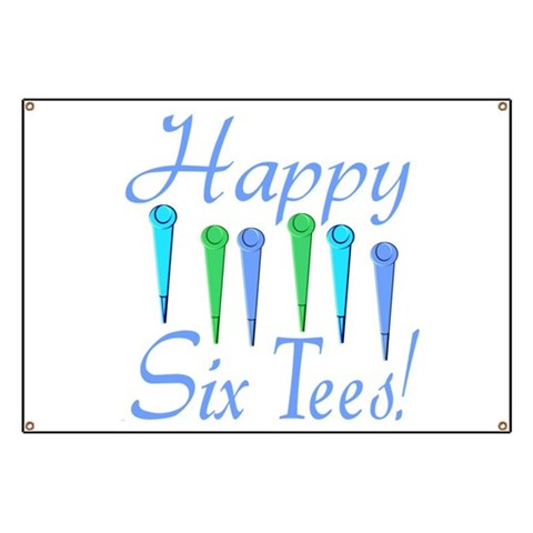 60th Birthday  60th birthday Banner by CafePress