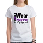 I Wear Purple for My Boyfriend T-shirts & Gifts