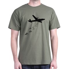 Dropping F Bombs funny t-shirt offensive fuck bomber