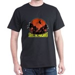 Macaw Conservation Black TShirt