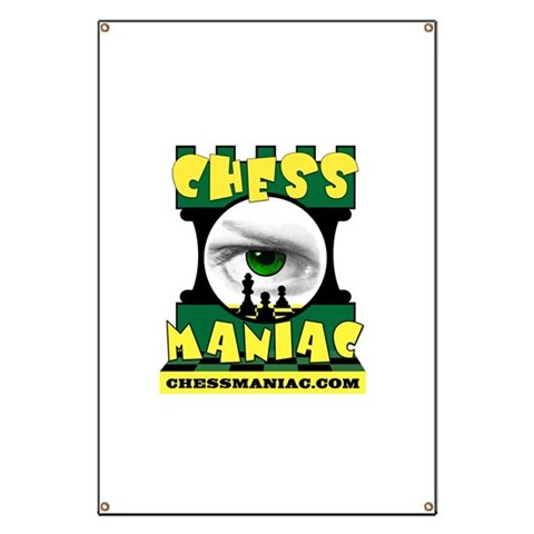 Chess  Hobbies Banner by CafePress