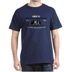 Camp Morningwood funny t-shirt offensive