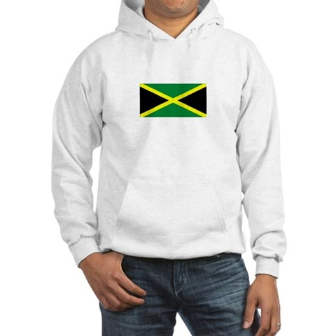 Jamacia Travel Hooded Sweatshirt by CafePress