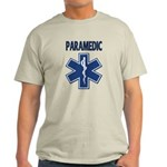 Paramedic Star of Life Light T-Shirt