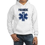 Paramedic Star of Life Hooded Sweatshirt