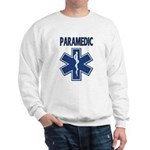 Paramedic Star of Life Sweatshirt