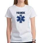 Paramedic Star of Life Women's T-Shirt