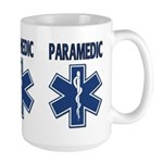Paramedic Star of Life Large Mug
