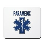 Paramedic Star of Life Mousepad