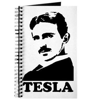 Tesla Journal | Gifts For A Geek | Geek T-Shirts