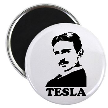 Tesla Magnet | Gifts For A Geek | Geek T-Shirts