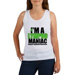 I'm a Lymphomaniac Women's Tank Top