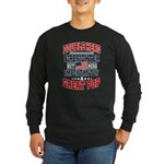 Firefighter Pop Double Hero Long Sleeve T-Shirt