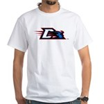DePaul University Blue Demon D White T-Shirt