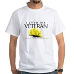 I Love My Veteran T-Shirts and Gifts