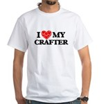 I Love my Crafter T-Shirt