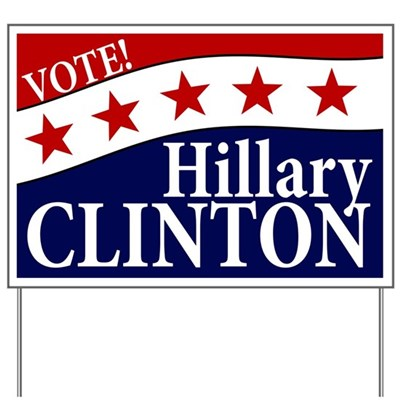 Vote Hillary Clinton