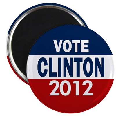 Vote Clinton 2012