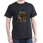 Mechanical skull with crow and spider T-Shirt