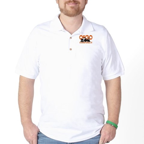 On30 Business Golf Shirt by CafePress