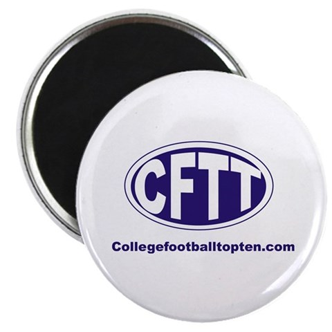 2.25 Inch Magnet 10 pack Sports 2.25 Magnet 10 pack by CafePress