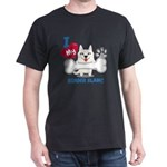 BERGER BLANC Cute Dog Gift Idea Funny Dogs T-Shirt