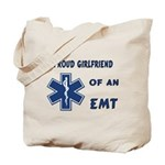 EMT Girlfriend Tote Bag, Gifts and Tee's